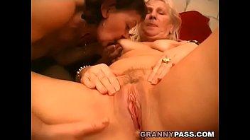 Секс старых лесбиянок бабок