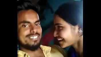 Telugu jagityal lovers nagalaxmi and mantri maahesh kisses