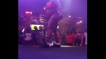 Amateur night at strip club for big fat ass ebony granny