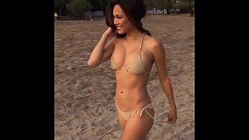 Hot bikini compilation - jiggling and bouncing boobs