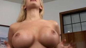 Horny big boobs milf
