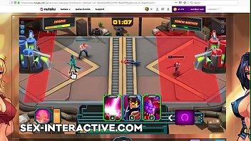 Vixen Clash Gameplay Strategy Game Nutaku Gold