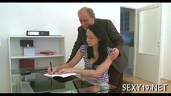 Старик учитель смотреть порно