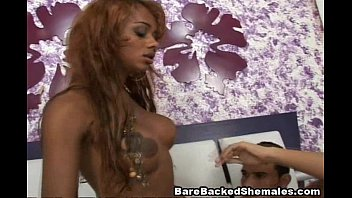 Shemale Hard and Intimate Sex With Guy