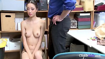 She doesn't have any choice but to fuck the security- Scarlett bloom