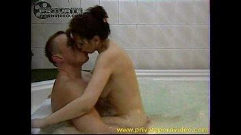 Russian mature Ira, Iren with boy