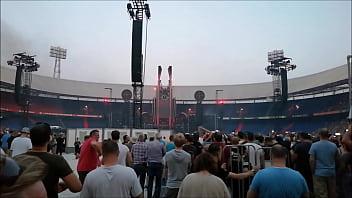 LIFADsub Flashing at Rammstein concert Rotterdam 2019 (Video Compilation) Thumb