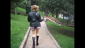 Nicole colombiana de Bogota