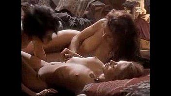 Jacqueline, Lovell and Shauna Obrien - lesbian scene