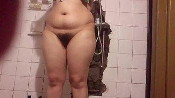 Mi cuñada ducha