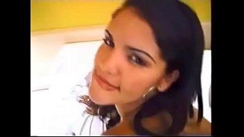 Lucky Gringo Fucks Venezuelan Beauty