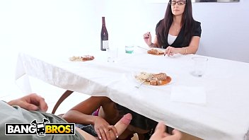 BANGBROS - Brown Bunnies Starlet Harley Dean Can'_t Get Enough Good Dick