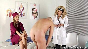 Adventures in medical femdom