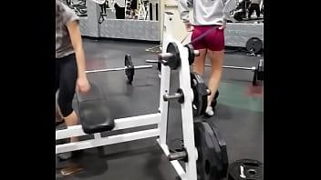 Roseville gym red gym shorts 1