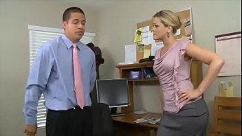 Alexis Texas secretaria para todo en español