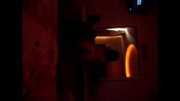 Muchacha mexicana bailando funk en el hotel oasis de caborca sonora