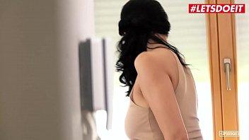 LETSDOEIT - Brunette Milf Hottie Gets Pounded At Casting