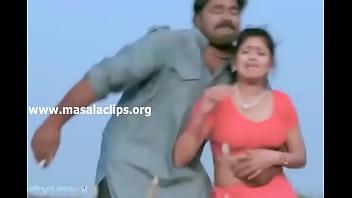 Kannada Actress Boobs and Navel Molested Video