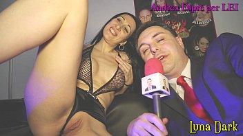 Luna Dark shows her open vagina and more for Andrea Dipr&egrave_