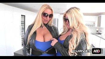 Two Big Blonde Asses Karen Fisher &amp_ Julie Cash 1 1