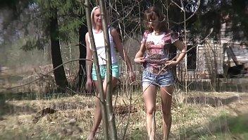 Порно видео русской блондинки леры