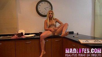 MadLifes.com - Reality show porno espa&ntilde_ol. Squirting de Rene a Yarisa
