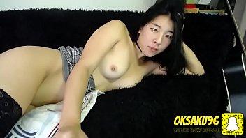 asian girl with nice body สาวสวยหุ่นงามโชว์เสียวผ่านเว็บแคม