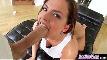 Anal Sex Act With Big Oiled All Over Huge Butt Girl (keisha grey) mov-18