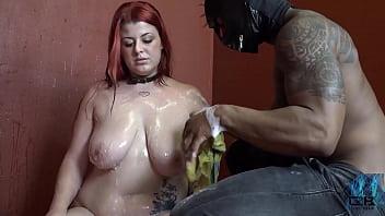 Trailer :How to clean a fat slut !