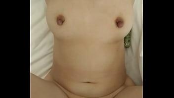 Большая красивая грудь и красивая талия