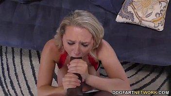 Brooke Wylde tries Mandingo'_s BBC