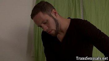 Минет транса массажисту