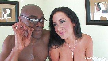 Jayden Jaymes'_s Interracial With Sean Michaels