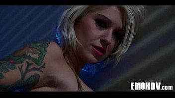 Emo slut with tattoos 0005