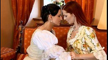 Lesbian moist lesbian-fingering