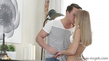Creampie-Angels.com - Ketrin Tequila - Blonde & Her BF