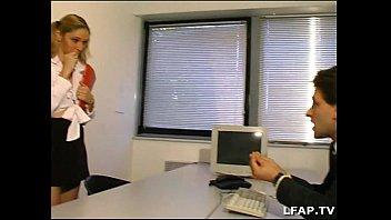 sodomie profonde au bureau