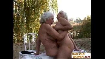 Старые и очень старые бабульки в порно