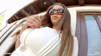 Marina Visconti with big tits on Primecups having hardc