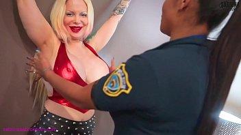 Sabrina Sabrok lesbian police arrest
