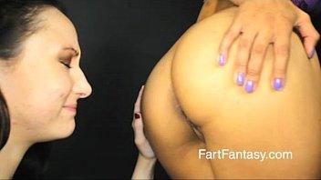 Black Women Face Farting Porn - Cassandra Cruz and Katie ORiley Facefarting