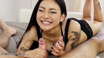 Genuine Asian Pleasure Torture - Japanese Massage Cock