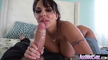 Huge Butt Girl Enjoy Anal Hot Sex Scene clip-28
