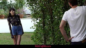 Karups - Showering Wife Lexi Foxy Fucks Her Peeping Tom