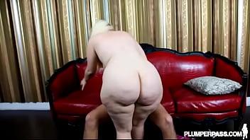 PAWG Mazzaratie Monica Takes Huge Cock Deep in Her Ass
