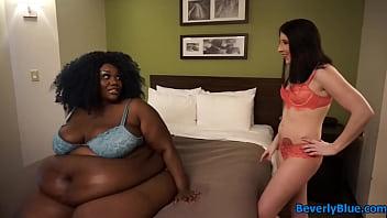 Fatty Beverly Blue Crush Skinny White Girl