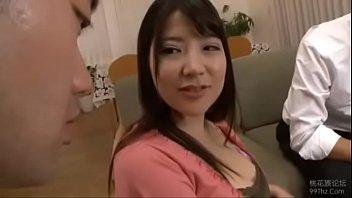 Marina yuzuki blowjob in the kitchen Thumb