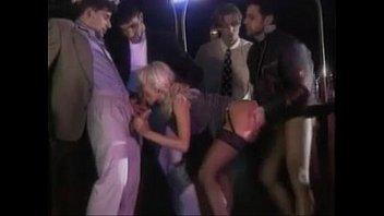Very Beautiful Busty Blonde Gangbang Anal DP, Dutch German MILF Helen Duval
