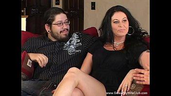 Italian Wife Shames Hubby With Swinger