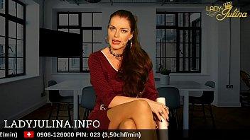 Bewerbung bei der Office Domina Lady Julina als keusches slave femdom